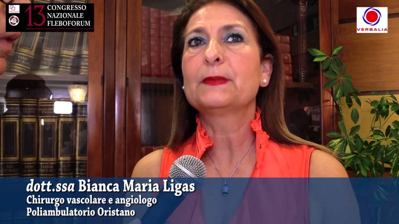 13° CONGRESSO NAZIONALE FLEBOFORUM – Dott.ssa Bianca Maria Ligas