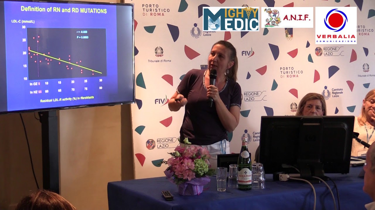 13th LIPID CLUB AND THERAPEUTIC APHERESIS 2018 – Prof. ssa Livia Pisciotta